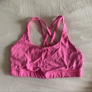 Lululemon Pink Sports Bra ✨💗